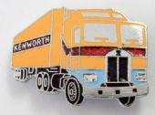 Kenworth - 'Truck' Enamel Lapel Badge